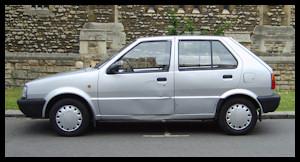 1992 Nissan Micra